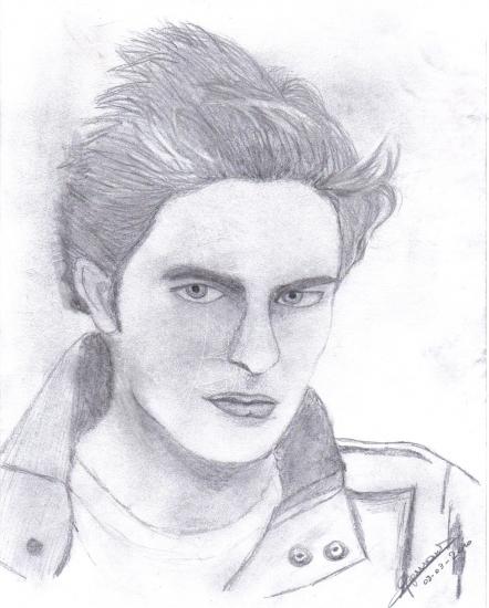 Robert Pattinson by athest